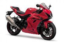 Motorrad Mieten & Roller Mieten SUZUKI GSX-R 1000 (Sport)