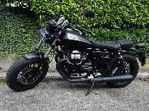 Motorrad kaufen Occasion MOTO GUZZI V9 Bobber (retro)