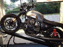 Motorrad kaufen Occasion MOTO GUZZI V7 III Stone (retro)