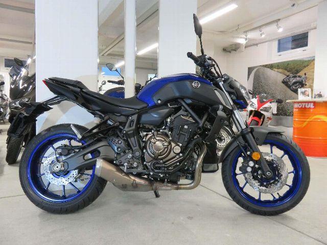 Motorrad kaufen YAMAHA MT07 A (35KW) Occasion