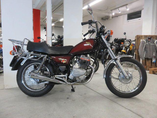 Motorrad kaufen HONDA CM125 C Occasion