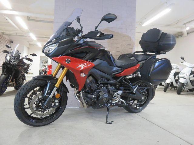 Motorrad kaufen YAMAHA Tracer 900 GT Occasion