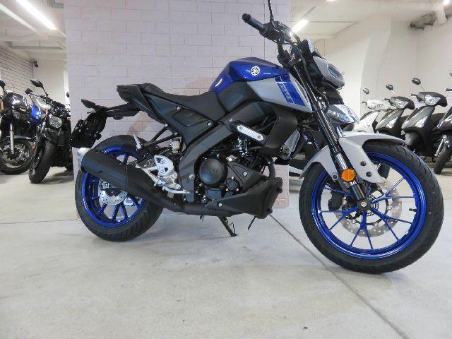 Motorrad kaufen YAMAHA MT 125 Neufahrzeug