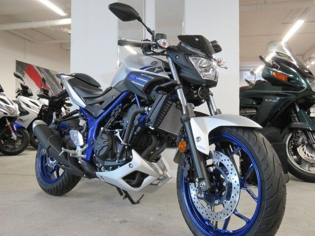 Rent a motorbike YAMAHA MT 03 A ABS
