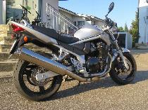 Motorrad kaufen Occasion SUZUKI GSF 650 A Bandit ABS (naked)