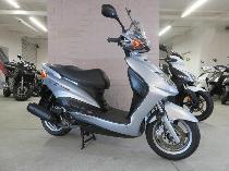 Motorrad kaufen Occasion YAMAHA XC125 Cygnus X (sport)