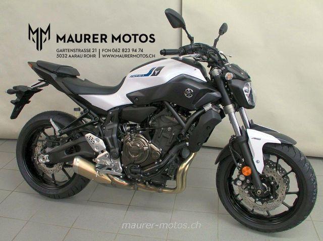 Motorrad kaufen YAMAHA MT 07 ABS Neufahrzeug