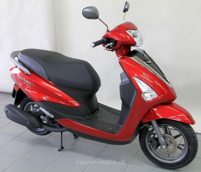 Motorrad kaufen YAMAHA LTS 125 C Neufahrzeug