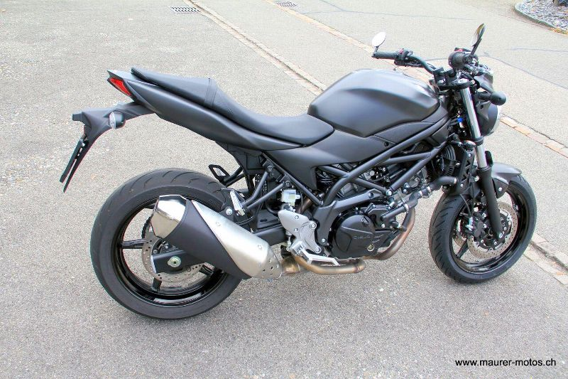 motorrad occasion kaufen suzuki sv 650 a abs maurer motos ag aarau rohr. Black Bedroom Furniture Sets. Home Design Ideas