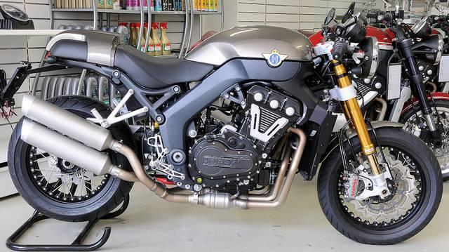 Motorrad kaufen HOREX VR 6 Classic ABS Cafe Racer Neufahrzeug
