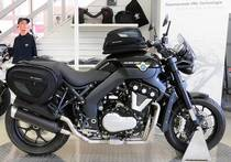 Motorrad kaufen Vorführmodell HOREX VR 6 Roadster ABS (touring)