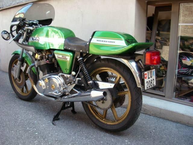 Motorrad kaufen NORTON Commando 850 Oldtimer