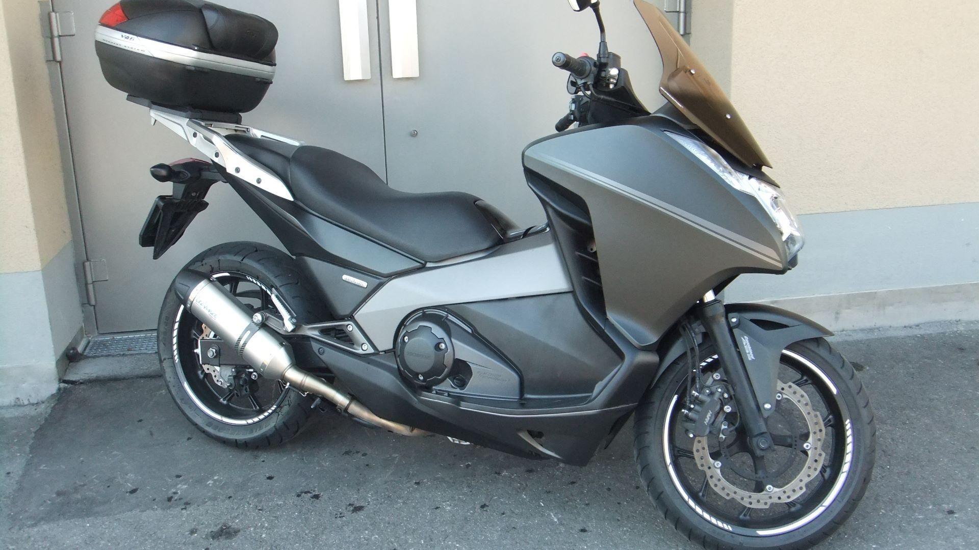 motorrad occasion kaufen honda nc 700 d integra abs moto burch k giswil. Black Bedroom Furniture Sets. Home Design Ideas