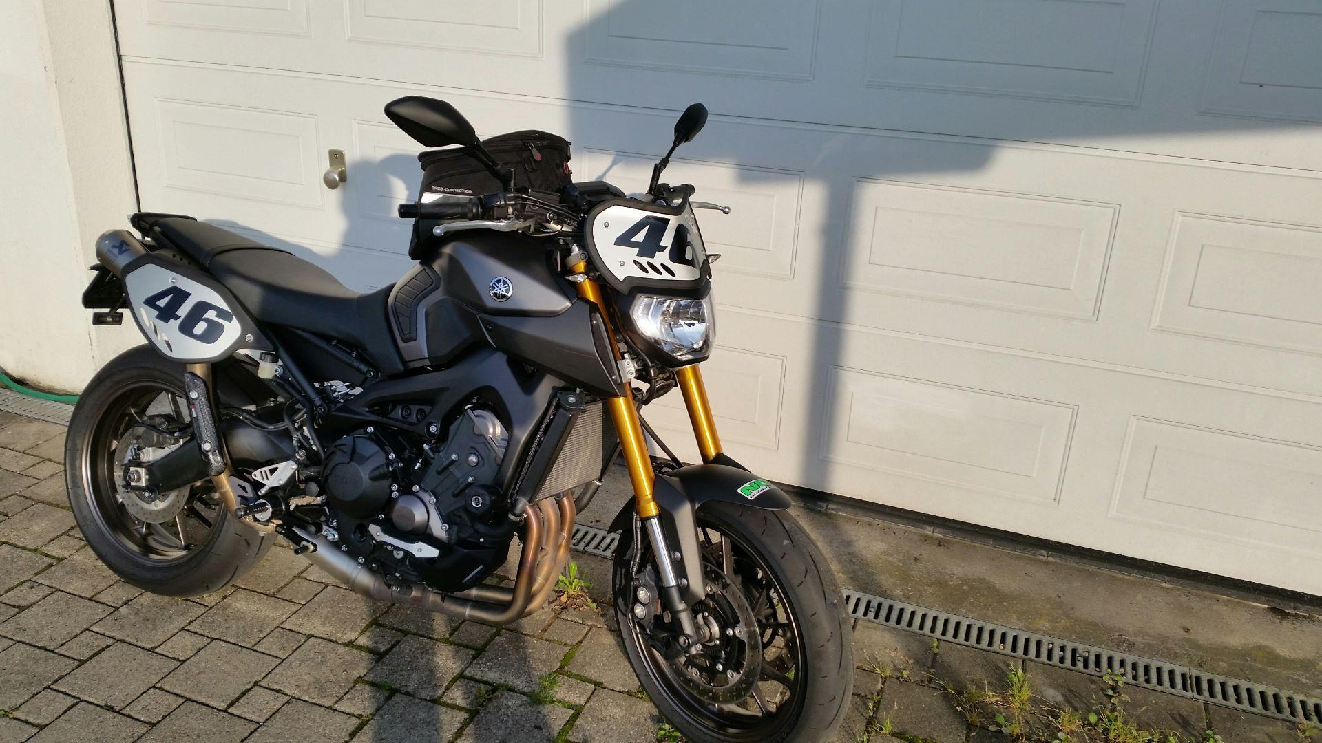 motorrad occasion kaufen yamaha mt 09 abs moto burch k giswil. Black Bedroom Furniture Sets. Home Design Ideas
