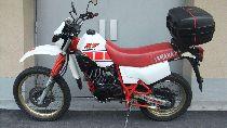 Motorrad kaufen Occasion YAMAHA XT 600 (enduro)