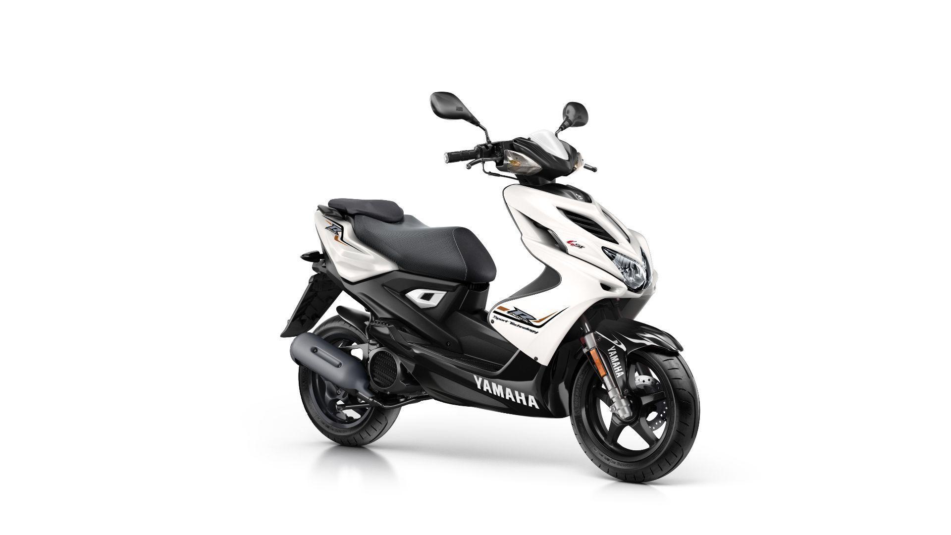 Motorrad Mieten & Roller Mieten YAMAHA Aerox R NS 50
