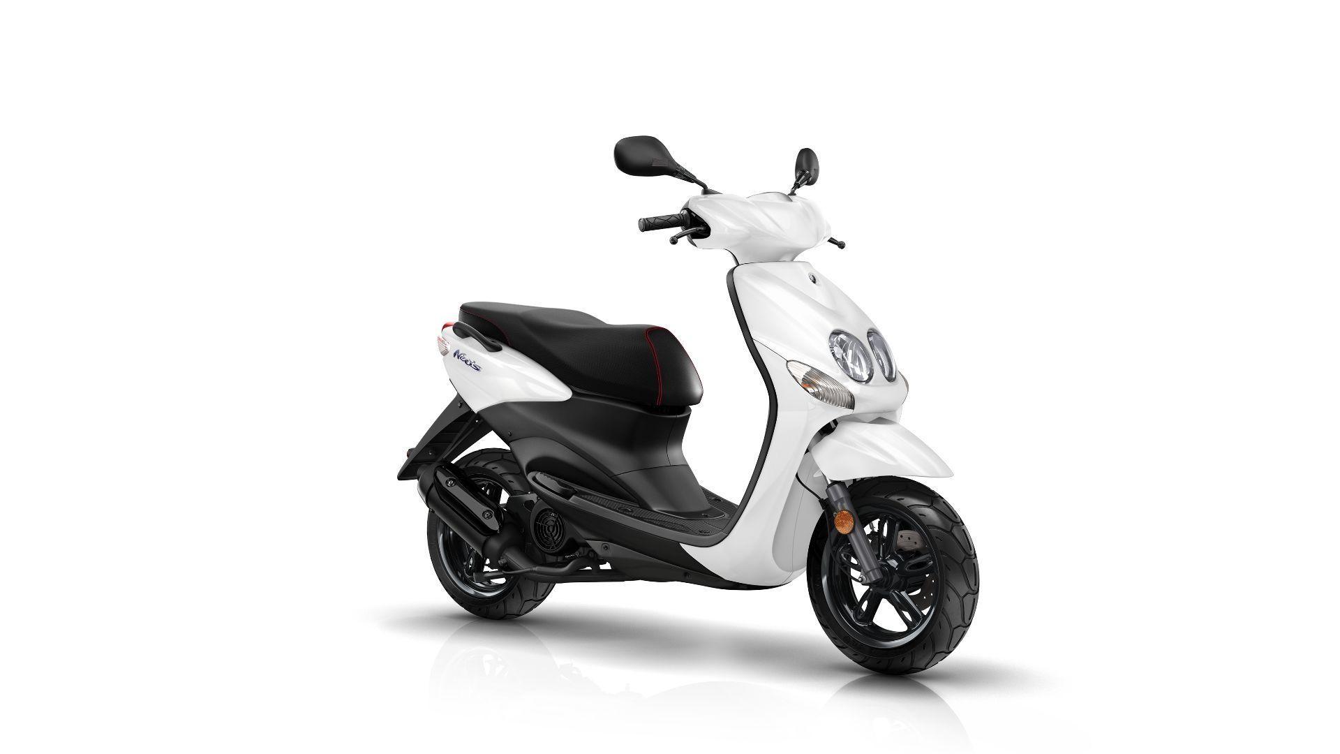 Motorrad Mieten & Roller Mieten YAMAHA YN 50 Neos 2T