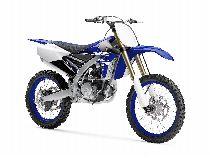 Motorrad Mieten & Roller Mieten YAMAHA Cross (Motocross)