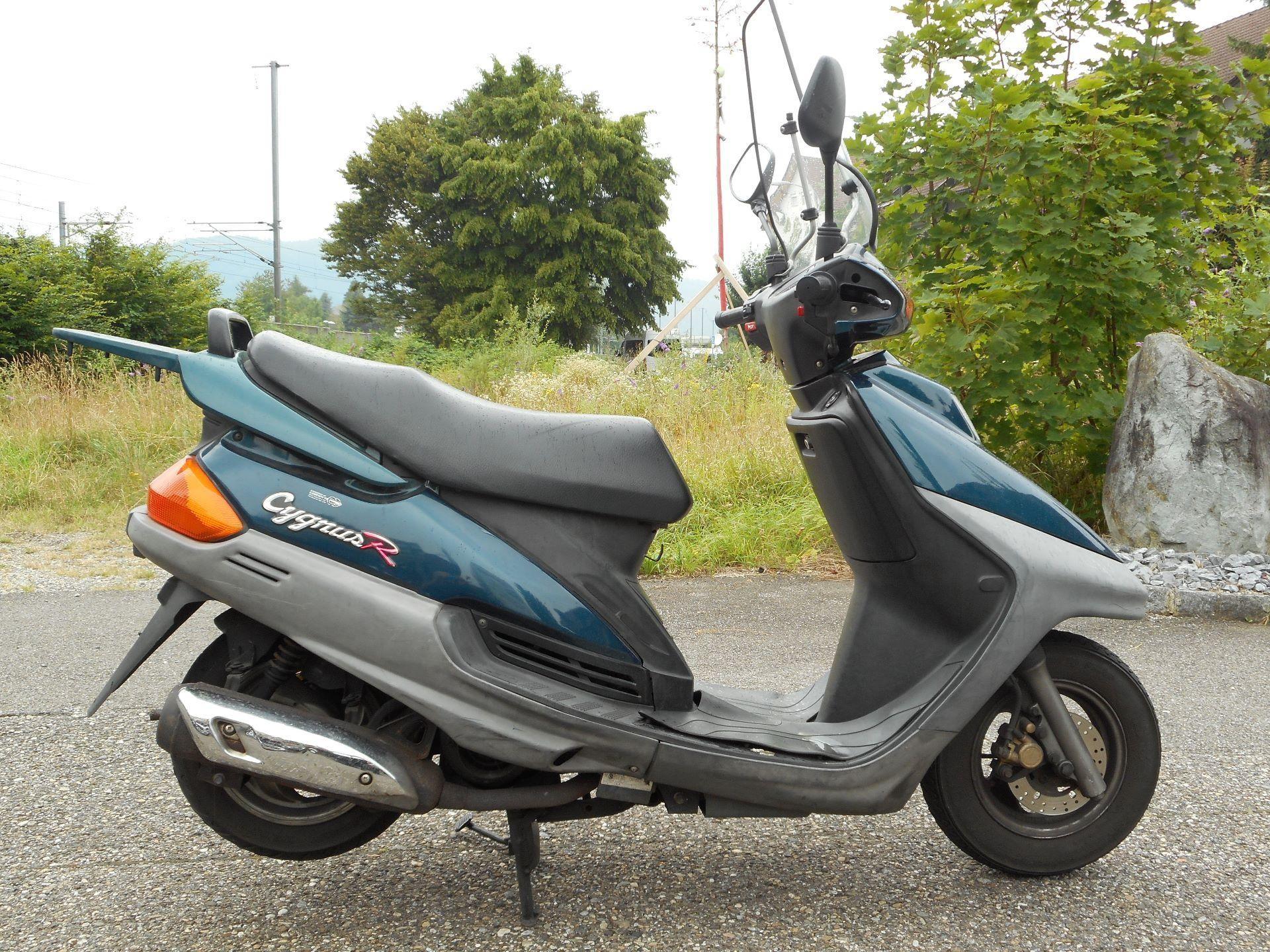Yamaha XC 125 TR Cygnus Photos, Informations, Articles