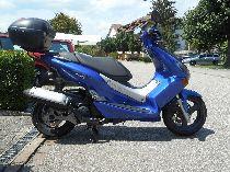 Motorrad kaufen Occasion YAMAHA XQ 125 Maxster (roller)