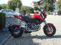 Motorrad kaufen Occasion BENELLI TNT 125 (naked)