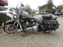 Motorrad kaufen Occasion HARLEY-DAVIDSON FLSTC 1690 Softail Heritage Classic Anniv. (custom)