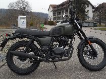 Motorrad kaufen Neufahrzeug BRIXTON BX 125 X Scrambler (retro)