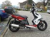 Motorrad kaufen Occasion KYMCO Super 8 125 (roller)