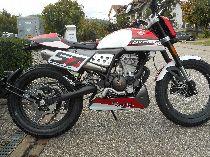 Acheter une moto neuve MONDIAL Flat Track 125 (retro)