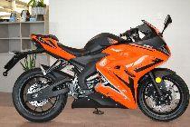 Motorrad kaufen Neufahrzeug WOTTAN GP2 125 (sport)