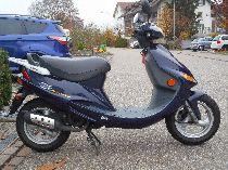 Motorrad kaufen Occasion KYMCO ZX 50 (roller)