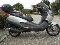 Motorrad kaufen Occasion PIAGGIO X9 125 (roller)