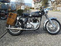 Motorrad kaufen Oldtimer BSA A10 Golden Flash