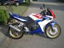 Motorrad kaufen Neufahrzeug HONDA CBR 125 R (sport)