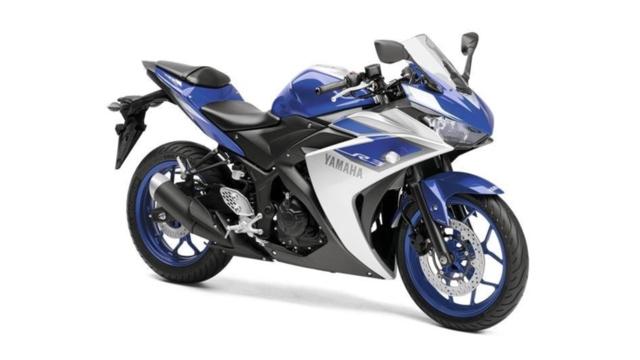 Motorrad kaufen YAMAHA R3 Neufahrzeug