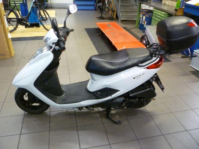 Motorrad kaufen YAMAHA XC 125 E Vity Occasion