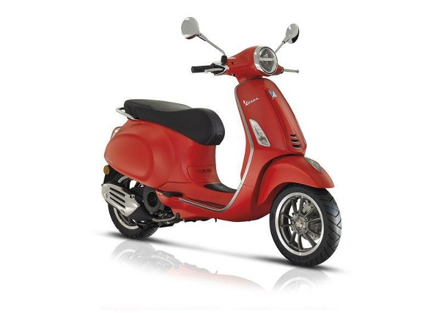 Motorrad kaufen PIAGGIO Vespa Primavera 125 ABS iGet Sport Neufahrzeug