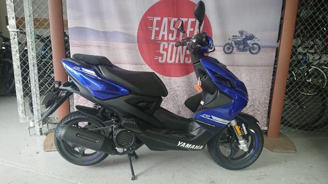 Motorrad kaufen YAMAHA Aerox R NS 50 Occasion