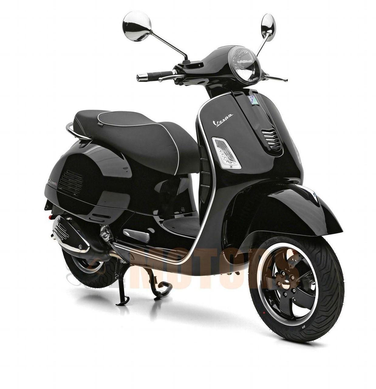 Motorrad Mieten & Roller Mieten PIAGGIO Vespa GTS 300 HPE