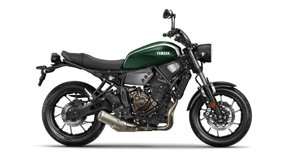 Motorrad Mieten & Roller Mieten YAMAHA XSR 700 ABS 35kW