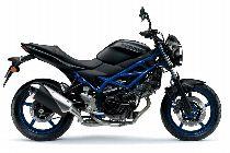 Motorrad kaufen Neufahrzeug SUZUKI SV 650 (naked)