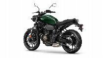 Louer moto YAMAHA XSR 700 ABS 35kW (Retro)
