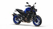 Louer moto YAMAHA MT 09 A ABS (Naked)