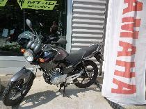 Motorrad Mieten & Roller Mieten YAMAHA YBR 125 (Touring)