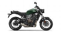 Motorrad Mieten & Roller Mieten YAMAHA XSR 700 ABS 35kW (Retro)