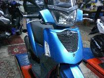 Motorrad kaufen Occasion KYMCO People 50 S (roller)