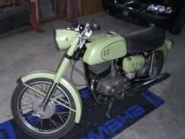 Motorrad kaufen Oldtimer SOLO CZ 175 (touring)