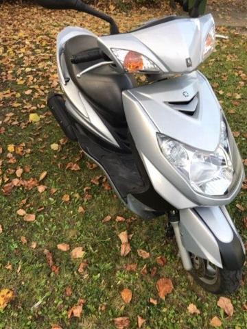 Motorrad kaufen YAMAHA XC 125 X Cygnus Occasion