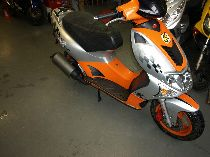 Motorrad kaufen Occasion KYMCO Super 9 50 LC (roller)