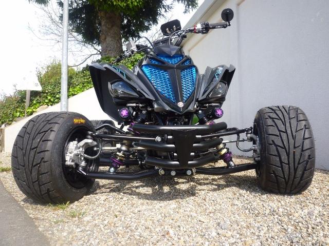 moto occasioni acquistare yamaha quad yfm 700 r raptor bike design reiden. Black Bedroom Furniture Sets. Home Design Ideas